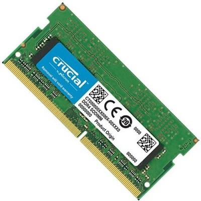 DDR4 4GB 2400MHz Crucial CT4G4SFS624A