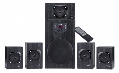 Zvučnici Genius SW-HF5.1 4500 125W