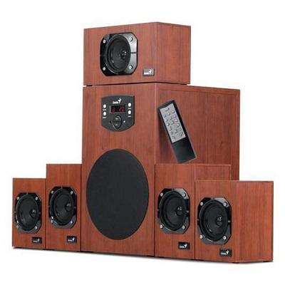 Zvučnici Genius SW-HF5.1 4600 125W