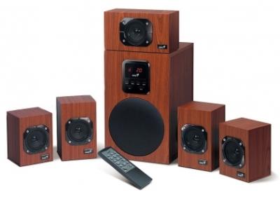 Zvučnici Genius SW-HF5.1 4800 125W RMS