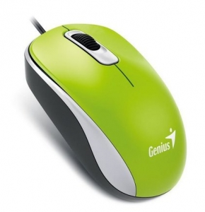 Miš Genius DX-110 Optički USB Green