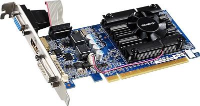 GIGABYTE GV-N210D3-1GI 6.0 1GB DDR3