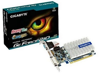 GIGABYTE GV-N210SL-1GI 1GB DDR3