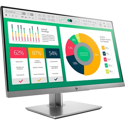 "Monitor 21.5"" HP ELITEDISPLAY E223 IPS LED BACKLIT 1FH45A"