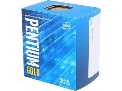 CPU 1151 INTEL Pentium G5400 2-Core 3.7GHz Box