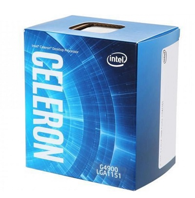 CPU 1151 INTEL CELERON G4900 Dual Core 3.1GHz BOX