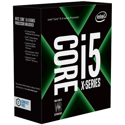 CPU 2066 INTEL CORE I5 7640X 4.0GHZ BOX