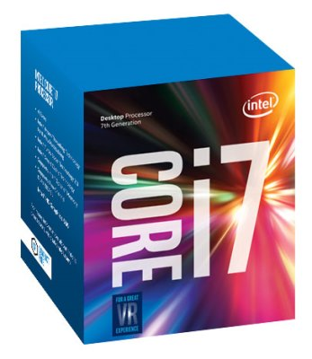 CPU 1151 INTEL CORE I7 7700 3.6GHZ 8MB BOX