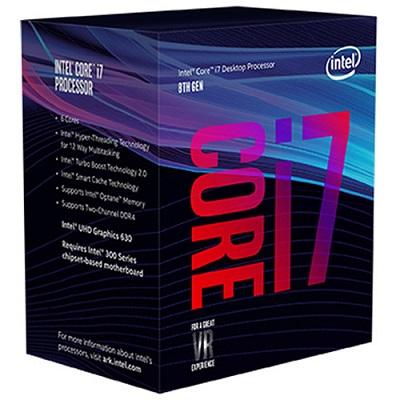 CPU 1151 INTEL CORE I7 8700 3.2GHZ 12MB BOX