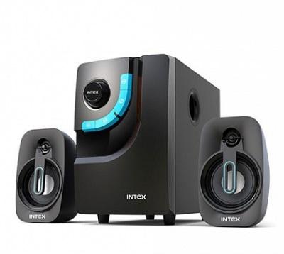 Zvučnici Intex 2615 SUF, 40W, Crni, FM/SD/USB/BT