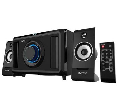 Zvučnici Intex IT-2590SUF, 40W, Crni, FM/SD/USB/BT