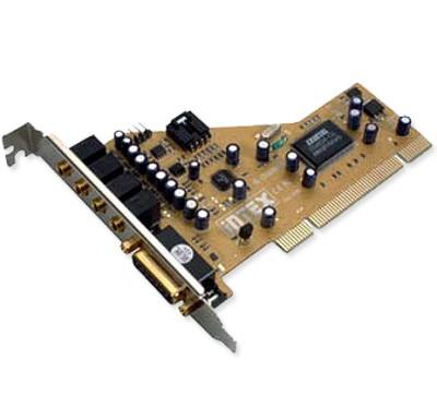 Zvučna kartica PCI CMI 8738 4.1, Retail