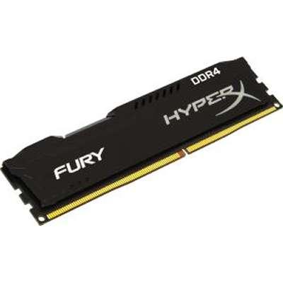 DDR4 4GB 2.400MHz Kingston HX424C15FB/4 HyperX Fury