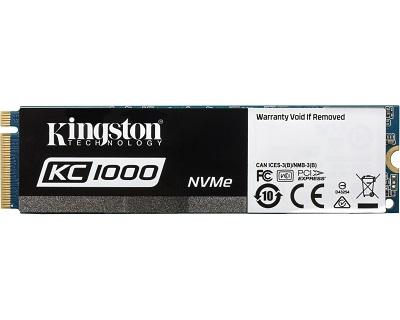 SSD KINGSTON 240GB M.2 NVMe SKC1000/240G SSDNow KC1000 series