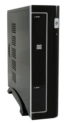 Tower Mini ITX LC Power 1370BII LC90ITX Black