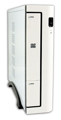 Tower Mini ITX LC Power 1370WII LC90ITX White
