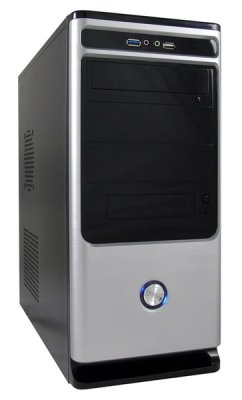 Tower LC Power 7010BS 420W-12 USB3.0 Black