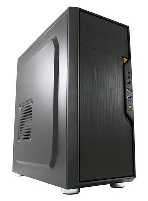 Midi Tower LC Power 7018B ON USB3.0 BLACK