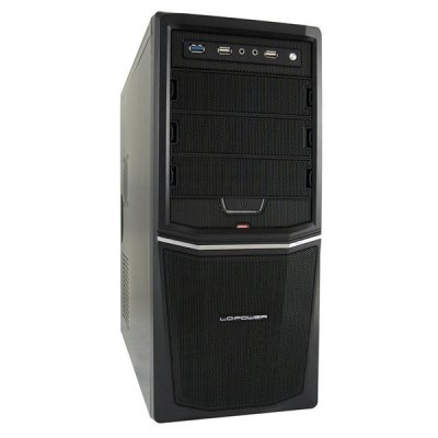 Tower LC Power PRO-LINE PRO-924B 420W-12 USB3.0 Black