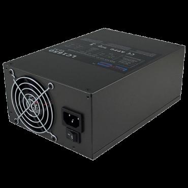 Napajanje LC Power 1650W LC1650 V2.31 BULK 2X80MM FAN APFC 16XPCIE 8XSATA BLACK