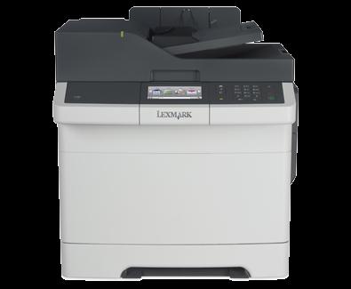 "Multifunkcijski štampač Lexmark CX417de, colour, print/scan/copy/fax, A4, 1200dpi, 30/30ppm, Duplex, ADF, 4.3"" touch, USB/LAN"