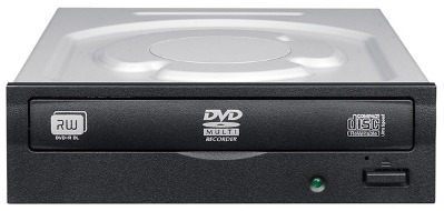 DVD Writer Lite On IHAS122-14 , SATA,  Black