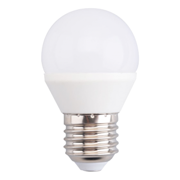 LED SIJALICA LUMAX G45-6W 3000K 470lm toplo bela