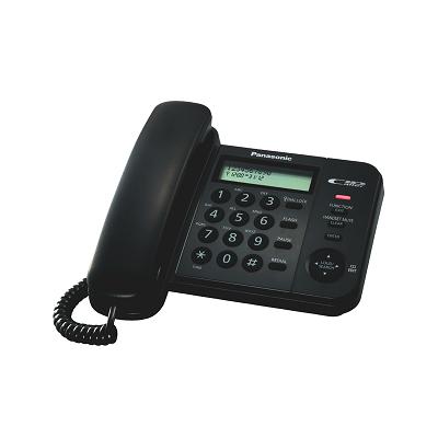 Žični telefon PANASONIC KX-TS560FXB