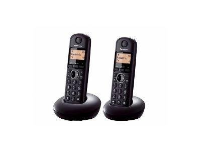 Bežični telefon PANASONIC KX-TGB212FXB DUO