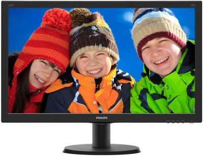 "Monitor 23.8"" PHILIPS 240V5QDAB/00 V-LINE IPS FULLHD LED"