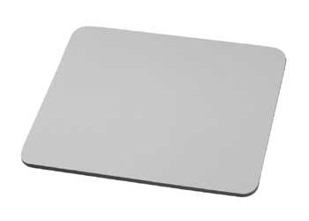 Podloga za miša platnena, siva