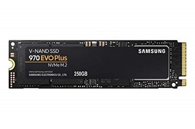 SSD SAMSUNG 250GB 970 EVO PLUS MZ-V7S250BW M.2 NVMe