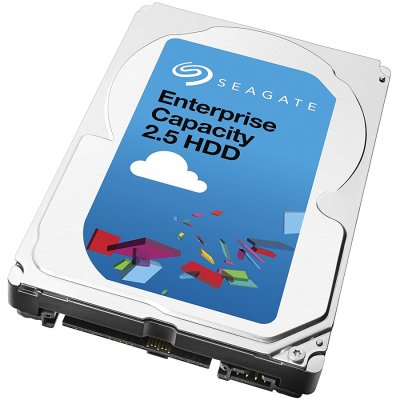 Seagate ST1000NX0313 Server Exos 512E 2.5 '/ 1TB/ 128MB/ SATA3/ 7200rpm