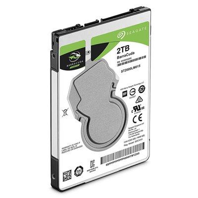 HDD 2TB 2.5'' Seagate ST2000LM015 SATA3 rmp 5400