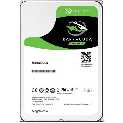 4TB Seagate Barracuda Guardian ST4000DM004 SATA3 5400rpm
