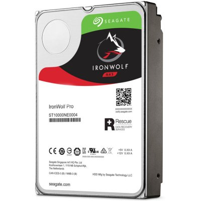 6TB Seagate IronWolf Pro Guardian ST6000NE0021 SATA3/ 3.5'/ 7200rpm
