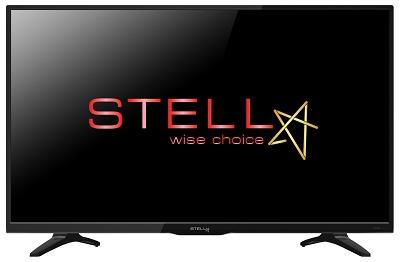 """TV 32"""" STELLA LED S32D48A, SMART, 1366x768 (HD Ready), USB, T2"""