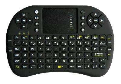 Mini tastatura sa tačpedom CORTO WKB-01 Wireless Black