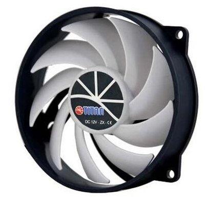 Ventilator za kućište 95 x 95 x 25 mm, Titan TFD-9525H12ZP/KU(RB), Retail