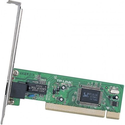Mrežna karta TP Link TF-3239DL, 10/100 MBit PCI, UTP, Retail