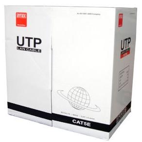 UTP Kabl Cat. 5E 1m Intex
