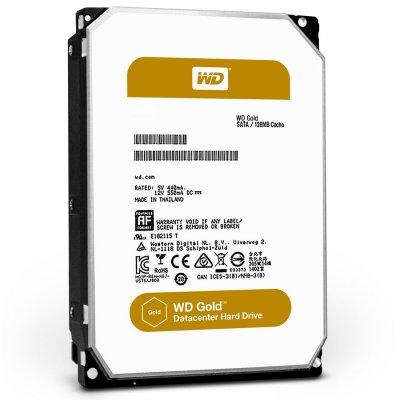 Western Digital WD6002FRYZ Gold SATA3, 3.5'', 6TB, 128MB, 7200 RPM