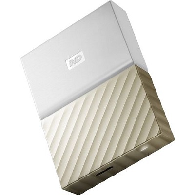 "Western Digital My Passport Ultra 2.5"" 4TB WDBFKT0040BGD-WESN Gold"