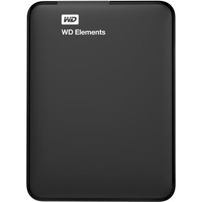 """Western Digital Elements Portable 1.5TB 2.5""""  WDBU6Y0015BBK-EESN"""