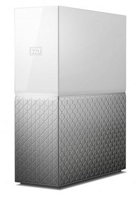 "Western Digital My Cloud Home 3.5"" 3TB WDBVXC0030HWT-EESN"