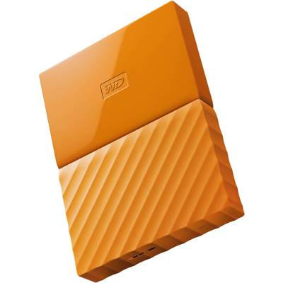Wester Digital My Passport 2.5'' 3TB Orange WDBYFT0030BOR-WESN