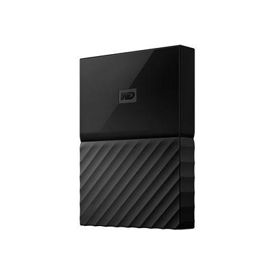 Western Digital My Passport 2.5'' 4TB Black WDBYFT0040BBK-WESN