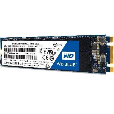SSD Western Digital 1TB M.2 SATA3 WDS100T1B0B Blue