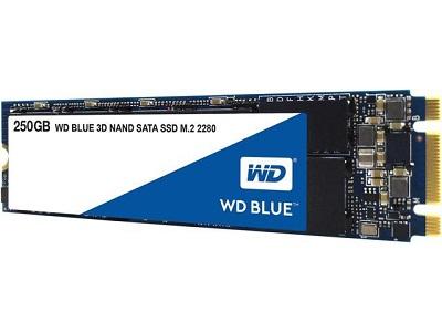 SSD Western Digital 250GB WDS250G2B0B Blue M.2