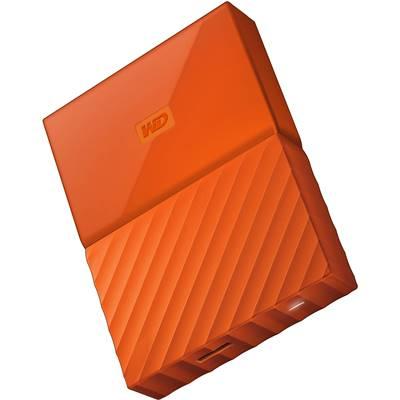 Western Digital My Passport 2.5'' 2TB Orange WDBYFT0020BOR-WESN